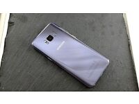 Samsung S8 Plus - 64 GB Unlocked (Orchid Grey)
