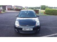 Ford, FIESTA, Hatchback, 2007, Manual, 1399 (cc), 3 doors