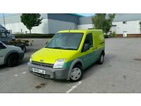 55 plate ford connect
