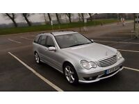 Mercedes Benz C class ESTATE sport edition, perfect condition