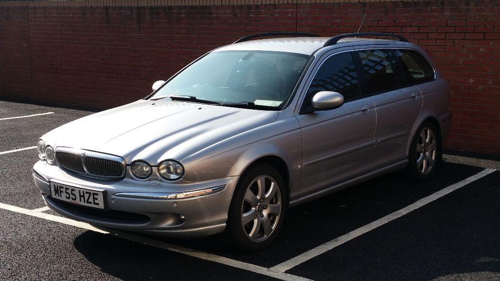 jaguar x type estate se 2 0 l diesel in abingdon. Black Bedroom Furniture Sets. Home Design Ideas