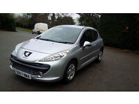 Price Lowerd Peugeot 207 Sport 1.4 3dr only 36000 miles