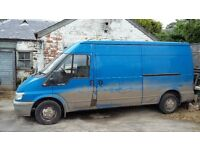 Ford Transit Van Spares or Repair