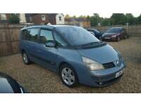 2004 RENAULT GRAND ESPACE 2.0 TURBO PETROL AUTOMATIC