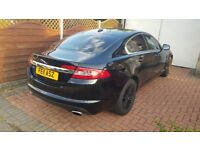 Jaguar XF 3.0 V6 Full Service History. Low Mileage, Automatic, Flappy Paddles