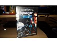 Robocop VS The Terminator - Mega Drive RARE!