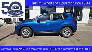 2014 Mazda CX-5 FWD | One Owner | Bluetooth