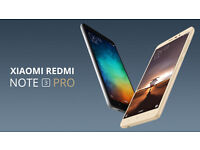 """Android Dual Sim - XIAOMI REDMI NOTE 3 PRO - 5.5"""" Screen - SNAPDRAGON 650 Factory UNLOCKED (s7 s6)"""