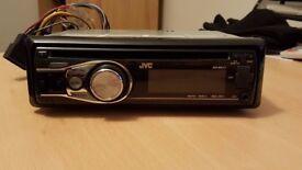 JVC KD-R411 Car Stereo Front Aux Input/USB/CD/MP3