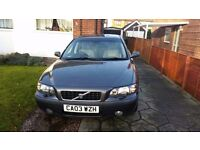 Volvo S60 2.4 Diesel, automatic, full leather