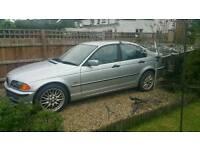 Breaking BMW 3 e46