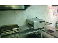 16 inch Electric pizza oven