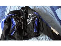 Hein Gericke motorcycle female jacket