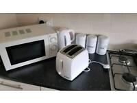Kitchen Appliances kettle toaster etc