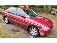 Ford escort finesse 1.6