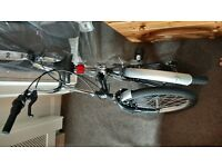 Folding Bike with Accessories @ 75GBP
