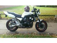 Yamaha Fazer FZS 600 (600cc) Motorbike Street Fighter 12 Months MOT