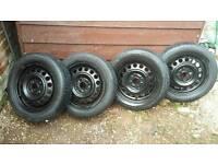Tyre Bridgestone 165x60x14