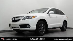2015 Acura RDX Technology Package 4WD GPS mags
