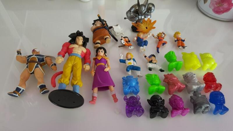dragonball z sammelfiguren in baden w rttemberg mannheim ebay kleinanzeigen. Black Bedroom Furniture Sets. Home Design Ideas