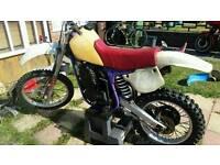 ATK 560 motocross/enduro motorcycle.