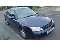 CHEAP Ford Mondeo 2.0 TDCi Ghia 5dr With Low Miles