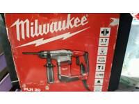 Milwaukee 110v SDS Drill