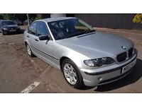 BMW 3 Series 2.0 318i SE +MOT DEC 16++AMAZING DRIVER+IDEAL FAMILY CAR+3 MONTH WARRANTY INCLUDED