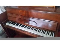 Piano for sale collection only