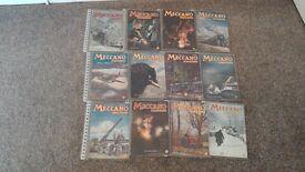 Meccano magazines 1943