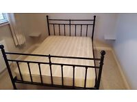 Double bed for sale. In good condition. Mattress included. Collection only from bishopsworth area.