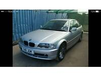 Bmw 318ci drive away with mot and paperwork