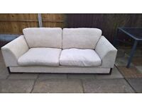 4 Seater Sofa...£30 Can deliver locally for small fee