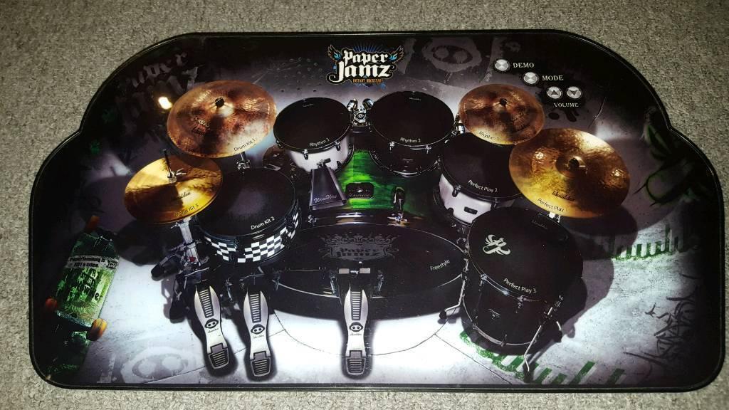Paperjamz Drums