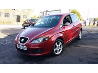 2006 (56) SEAT ALTEA 1.9tdi Sport**F-S-H (13xSTAMPS)**12 MONTHS MOT**CAMBELT CHANGED**