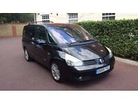 Renault Espace Fully Loaded - DIESEL TURBO FAULT NON-RUNNER £750 ONO