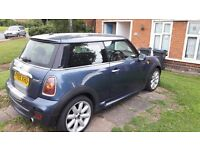 Mini cooper 1.6 diesel jcw kit bargain cheap tax