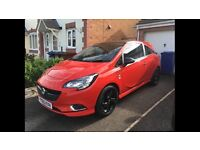 FAST SALE REQUIRED, SENSIBLE OFFERS WELCOME 1.4T Limited Edition Vauxhall Corsa 2016 (65 Plate)