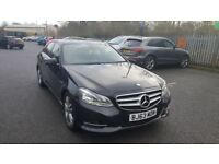 Mercedes-Benz E Class 2.1 E220 CDI SE 7G-Tronic Plus 4dr - LOW MILEAGE,1 OWNER, NEW LUX PRO READY