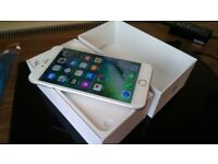 Apple Iphone 6s plus 32gb silver like new