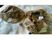 Two MTP Summer Bush Hats 57cm 58cm