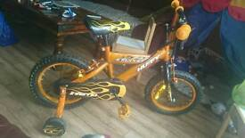 """Huffy 14"""" kids bike"""