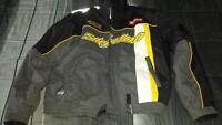 BRP ski-doo snowmobile jacket