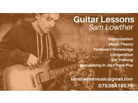 Guitar Lessons in Leeds