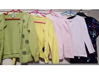 Bundle of girls 3-4 clothes