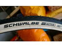 Brand new bicycle tyre, 27""