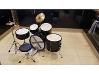 kids childrens Stagg drum kit