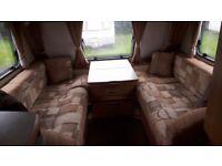 Swift Challenger 5 Birth Caravan