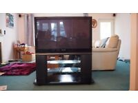 """Panasonic TV 42"""", TV-TH-42PX70B - complete with remote and stand. Perfect picture"""
