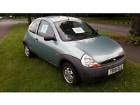 Green Ford Ka Reduced price